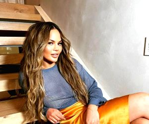 Chrissy Teigen calls little Luna her 'dream daughter'
