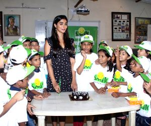 Pooja Hegde's birthday celebrations