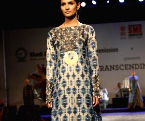 "FDCI Fashion Show ""Khadi - Transcending Boundaries"" - Poonam Bhagat"
