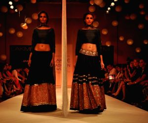 Manish Malhotra's show at Lakme Fashion Week Winter/ Festive 2013 - Day 1