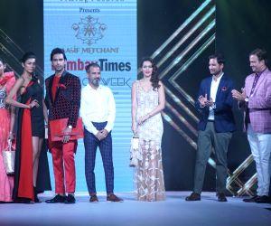 Bombay Times Fashion Week 2018 - Day 3 - Waluscha de Sousa