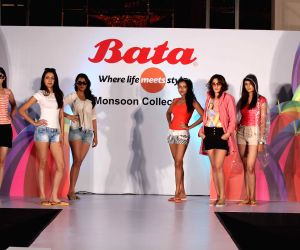 Aditi Rao Hydari launchs Bata India monsoon collection