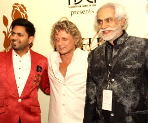 India Couture Week 2014 - Rohit Bal