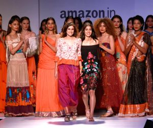 Amazon India Fashion Week Spring/Summer 2017 - Rina Dhaka