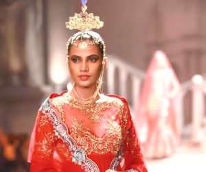 BMW India Bridal Fashion Week - Suneet Verma