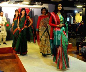 BANGLADESH-DHAKA-WINTER FASHION SHOW
