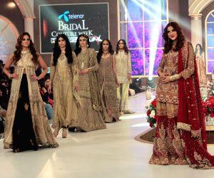 PAKISTAN-LAHORE-BRIDAL COUTURE WEEK