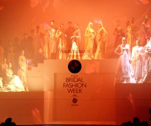 'BMW India Bridal Fashion Week 2014'