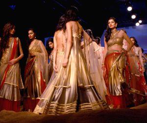 BMW India Bridal Fashion Week 2014 - Ashima Leena