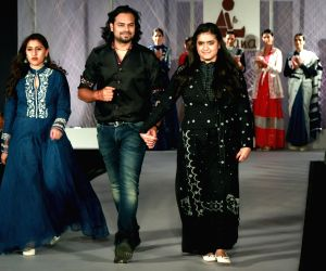 Tamana and FDCI hosted Khadi Fashion Show - Rahul Misra