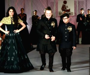 Tamana and FDCI hosted Khadi Fashion Show - Rohit Bal