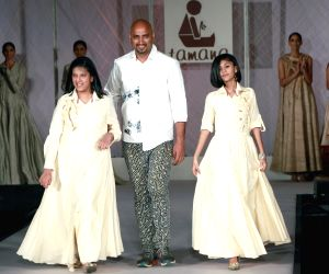 Tamana and FDCI hosted Khadi Fashion Show - Samant Chauhan