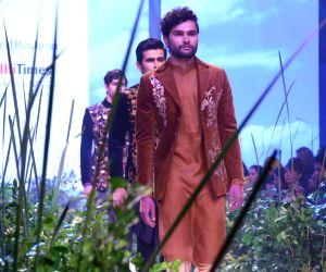 Delhi Times Fashion Week - Bharat Reshma