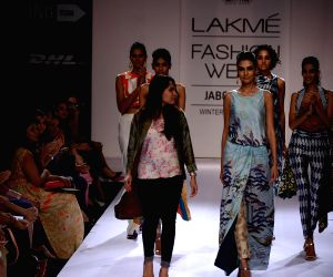 Lakme Fashion Week Winter/ Festive 2014 - Sania Maskatiya
