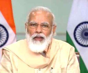 Modi greets nation with 'Jai Shri Krishna' on Janmashtami