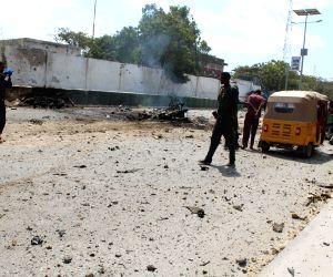 SOMALIA-MOGADISHU-CAR BOMB ATTACK