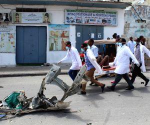 SOMALIA MOGADISHU BLASTS