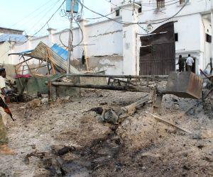SOMALIA MOGADISHU SUICIDE ATTACK