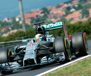 F1 Hungarian Grand Prix at Hungaroring