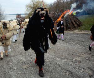(030314) Buso Carnival in Mohacs
