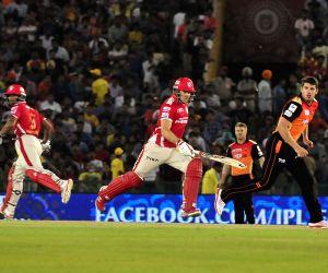 IPL 2015 - Sunrisers Hyderabad  and Kings XI Punjab