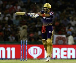 Gill keeps KKR's playoff chances alive after KXIP win