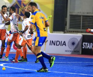 Hockey India League - Kalinga Lancers vs Punjab Warriors