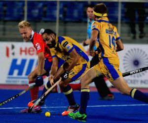 HIL - Punjab Warriors Vs Dabang Mumbai