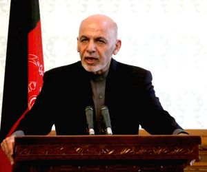 Afghan president announces 3-month ceasefire with Taliban