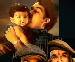 Free Photo: Mohanlal on son Pranav's b'day: My little man is not so little any more