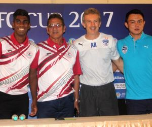 Kolkata: AFC Cup - press conference