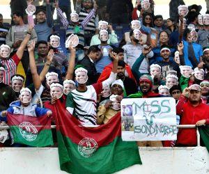 I-League - Mohun Bagan Vs East Bengal