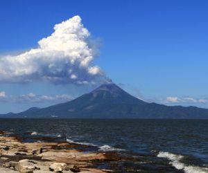 NICARAGUA LEON ENVIRONMENT VOLCANO