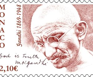 Monaco to launch Gandhi stamp