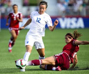CANADA-MONCTON-FIFA WOMEN'S WORLD CUP-GROUP F-ENGLAND VS MEXICO