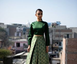 Designer Sanjay Garg to exhibit in London ()
