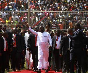 LIBERIA MONROVIA WEAH INAUGURATION