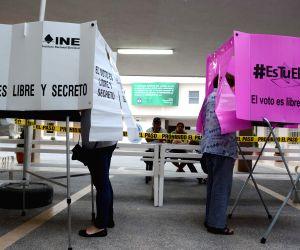MEXICO MONTERREY POLITICS ELECTIONS