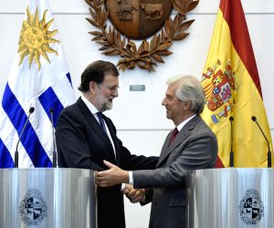 URUGUAY SPANISH PM VISIT