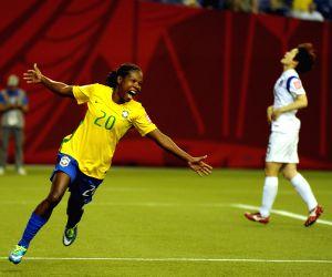 CANADA-MONTREAL-FIFA WOMEN'S WORLD CUP-BRAZIL VS SOUTH KOREA