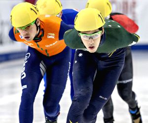 Montreal (Canada): Short Track Speed Skating World Cup