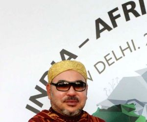 File Photo: Morocco's King Mohammed VI