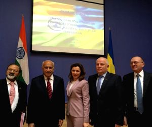 6th Session of Intergovernmental India-Ukraine Commission - M. J. Akbar