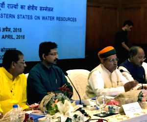 Conference of Eastern States on Water Resources - Arjun Ram Meghwal