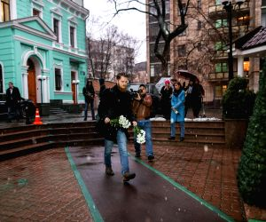 RUSSIA MOSCOW ST. PETERSBURG SUBWAY EXPLOSION MOURNING