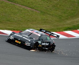 RUSSIA-MOSCOW-DTM FREE PRACTICE