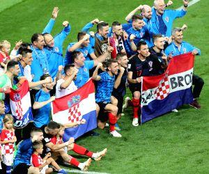 World Cup semi-final celebrations cause small earthquake in Croatia