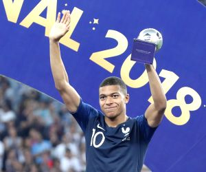 Argentine bull dubbed Mbappe in honour of French star
