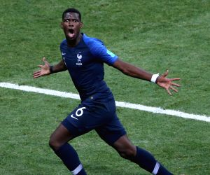 Couldn't be happier with Pogba: Man United coach Mourinho