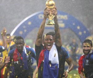 France overpower Croatia 4-2 in FIFA World Cup final